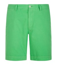 Polo Ralph Lauren Straight Fit Newport Shorts Male Lime
