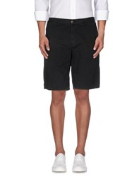 Barbour Trousers Bermuda Shorts Men Black