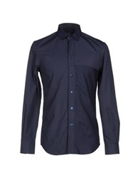 Ports 1961 Shirts Shirts Men Dark Blue
