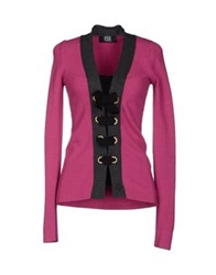 Vdp Collection Cardigans Purple