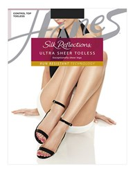 Hanes Silk Reflections Ultra Sheer Tights Natural