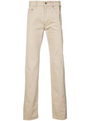 Y Project Classic Straight Leg Jeans Nude And Neutrals