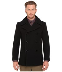 Marc Jacobs Brushed Felt Peacoat Black