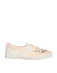 Monki Lilly Cat And Dog Slip On Trainers