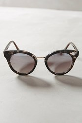Anthropologie Ett Twa Fana Sunglasses Black
