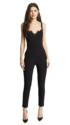 Fame And Partners The Millie Jumpsuit Black