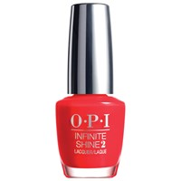 Opi Infinite Shine 2 Nail Lacquer 15Ml Unrepentantly Red