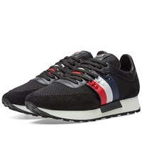 Moncler Horace Tricolour Hiking Runner Black