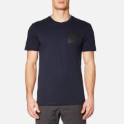 The North Face Men's S S Fine T Shirt Urban Navy Blue