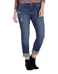 Jag Carter Girlfriend Jeans Indigo