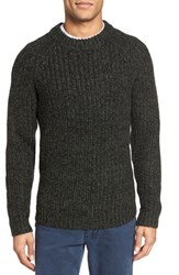 Bonobos Men's Slim Fit Fisherman Sweater Juniper