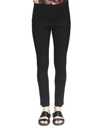 Givenchy Inlay Detail Jersey Leggings
