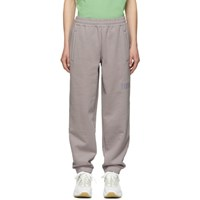 Wonders Ssense Exclusive Grey Logo Lounge Pants