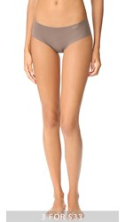 Calvin Klein Underwear Invisibles Hipster Panties French Roast