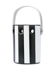 Perrin Paris Le Mini Seau Striped Bucket Bag 60