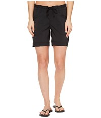 Exofficio Sol Cool Shorts Black Women's Shorts