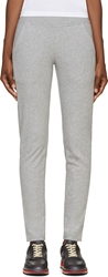 Moncler Gray Cotton Lounge Pants