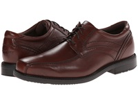 Rockport Style Leader 2 Bike Toe Oxford Tan Ii Men's Lace Up Bicycle Toe Shoes Brown