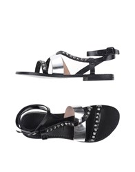 Htc Footwear Sandals Women Black