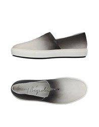 Henry Beguelin Footwear Low Tops And Sneakers Light Grey