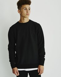 The Hundreds Darma Crewneck Sweatshirt Black