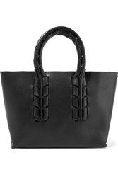 Rick Owens Mini Leather Tote Black