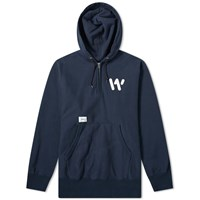 Wtaps Outrigger Hoody Blue