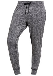 Gap Tracksuit Bottoms Black Heather