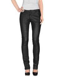 Cimarron Denim Denim Trousers Women Black