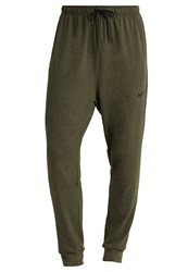 Nike Performance Tracksuit Bottoms Cargo Khaki Black Oliv