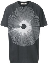Damir Doma Graphic Print Oversized T Shirt Black