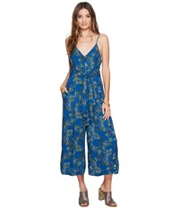 Free People Hot Tropics Jumpsuit Neutral Combo Women's Jumpsuit And Rompers One Piece Multi