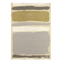 Sanderson Abstract Linden Silver Rug 200X280cm