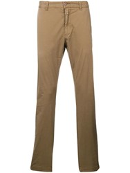 Closed Slim Fot Chinos Brown