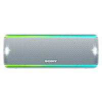 Sony Srs Xb31 Extra Bass Waterproof Bluetooth Nfc Portable Speaker With Led Ring And Strobe Lighting White