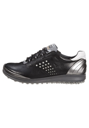 Ecco Biom Hybrid Golf Shoes Black Silver