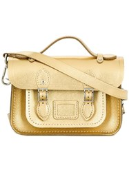 The Cambridge Satchel Company Mini Metallic