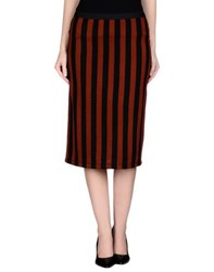 Alysi Skirts 3 4 Length Skirts Women