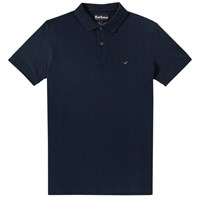 Barbour Warkworth Polo Blue