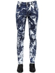 Lords And Fools 16Cm Bleached Stretch Denim Jeans