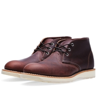 Red Wing Shoes Red Wing 3141 Heritage Work Chukka Briar Oil Slick