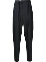 Chapter Harem Style Trousers Black