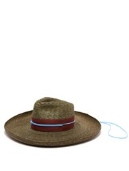 Lola Hats Camargo Wheat Straw Hat Khaki