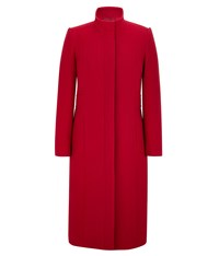 Austin Reed Red Funnel Coat