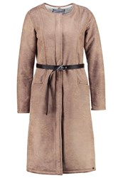 Bellfield Osteeca Classic Coat Tan Brown