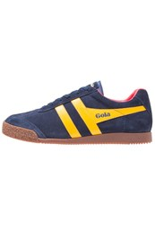 Gola Cma192 Trainers Navy Sun Red Blue