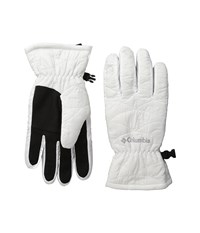 Columbia Mighty Lite Glove White Extreme Cold Weather Gloves