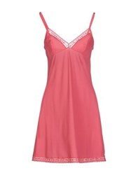 Twin Set Lingerie Underwear Nightgowns Women Fuchsia