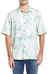 Tommy Bahama Men's Botanico Jungle Short Sleeve Silk Sport Shirt