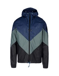 Iuter Coats And Jackets Jackets Men Blue